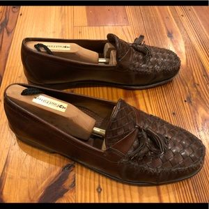 Cole Haan - tassel loafers - Size 11 D